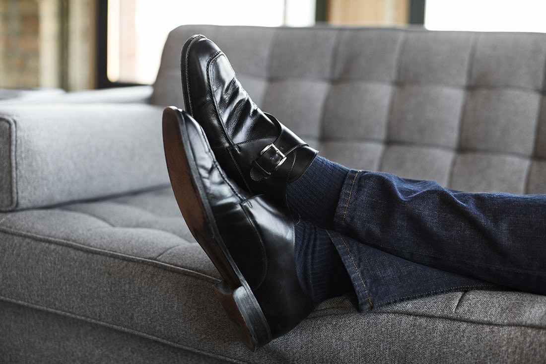 Choosing Leather Shoes for Men