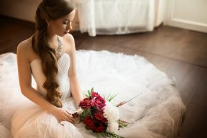 Wedding Gown Care Tips