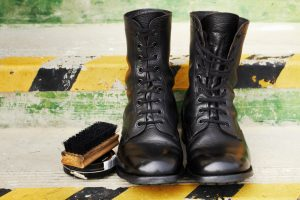 How to prepare your leather boots for the Winter
