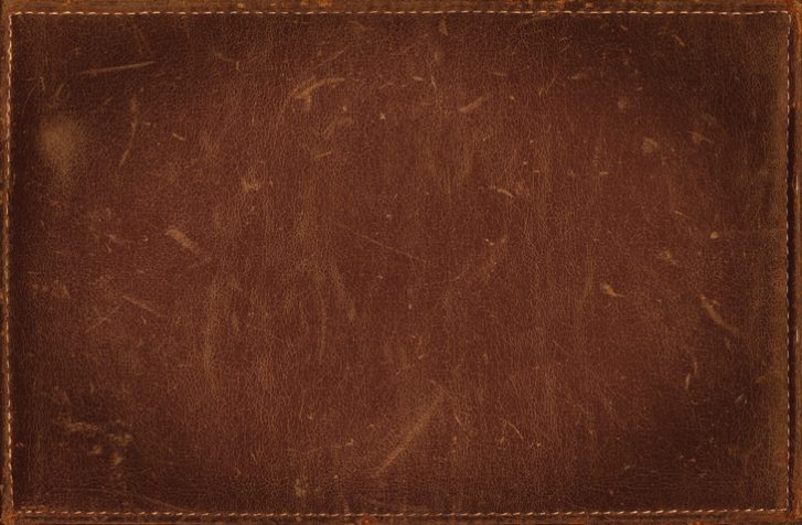 Leather damage