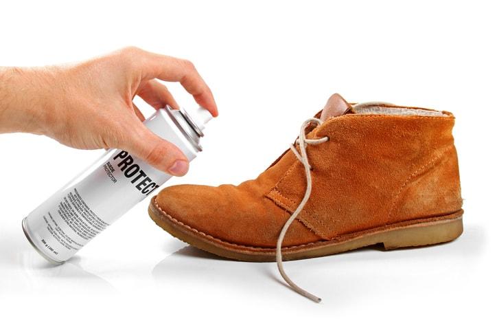 suede shoe protector