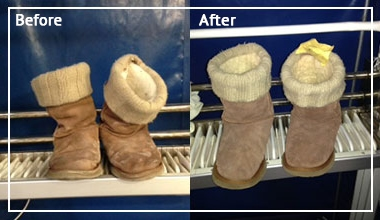 Ugg Eco Cleaning