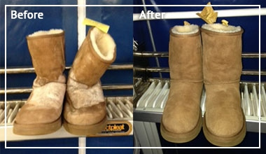 Ugg stain Removal