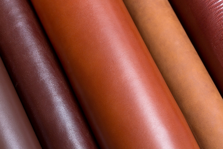 shades of bicast leather