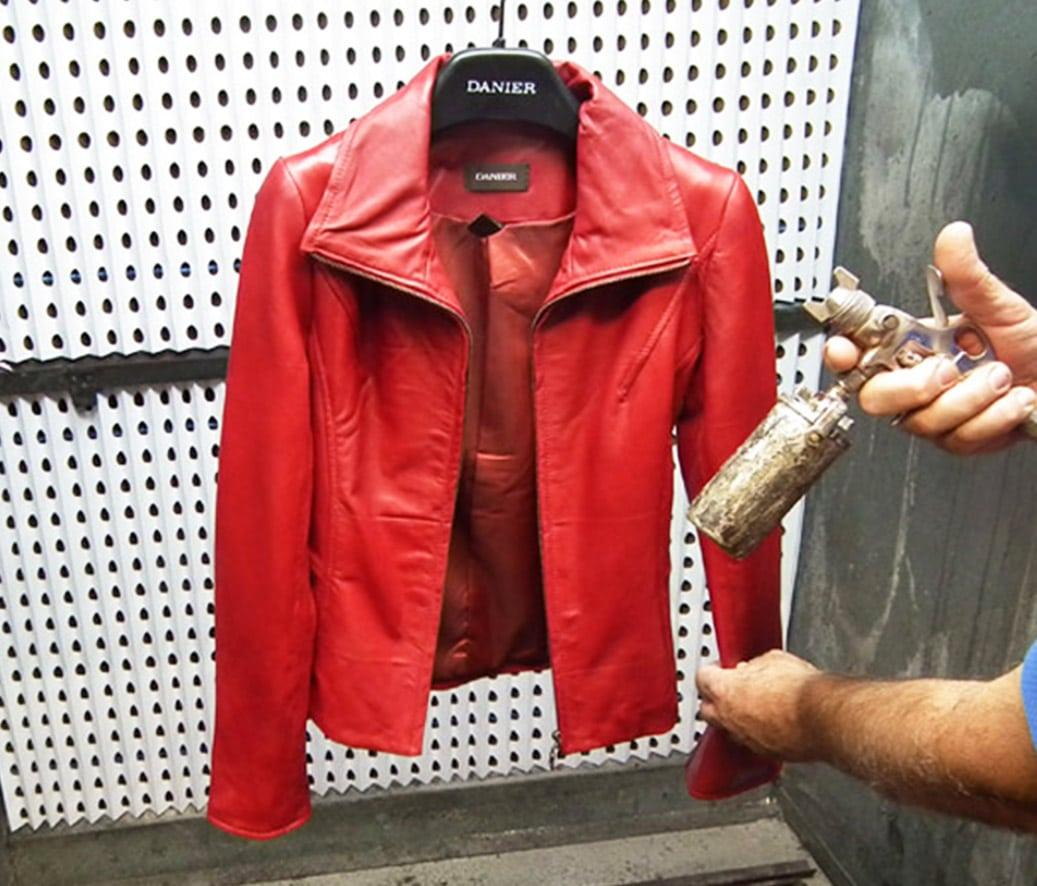 jacket dyeing toronto