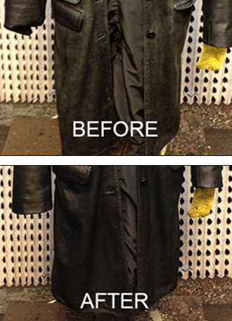 leather jacket repair before and after 12