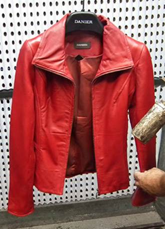 leather jacket repair before and after 5