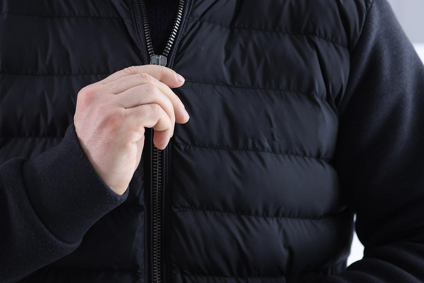 canada goose jacket repair