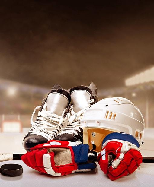 hockey equipment cleaning in toronto