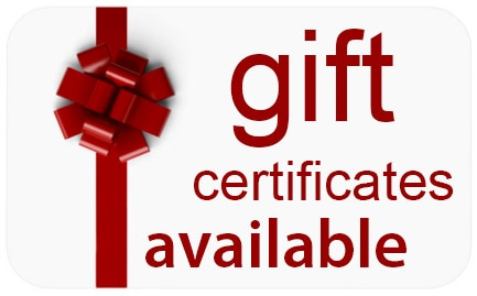 leather cleaning gift certificate