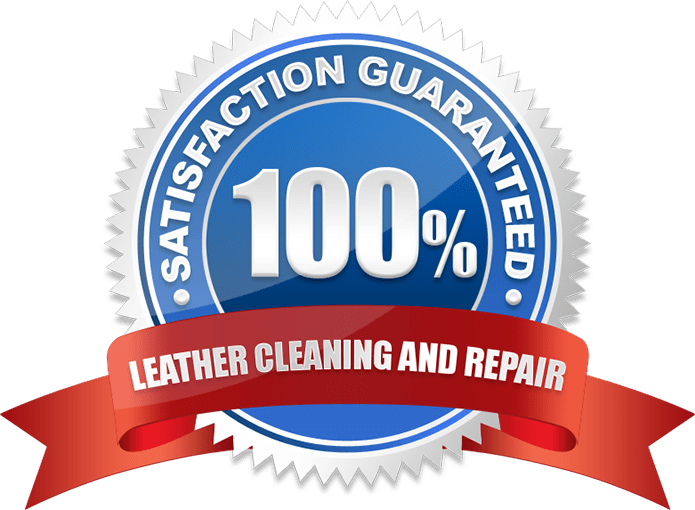 Leather Cleaning 100% Money Back Guarantee