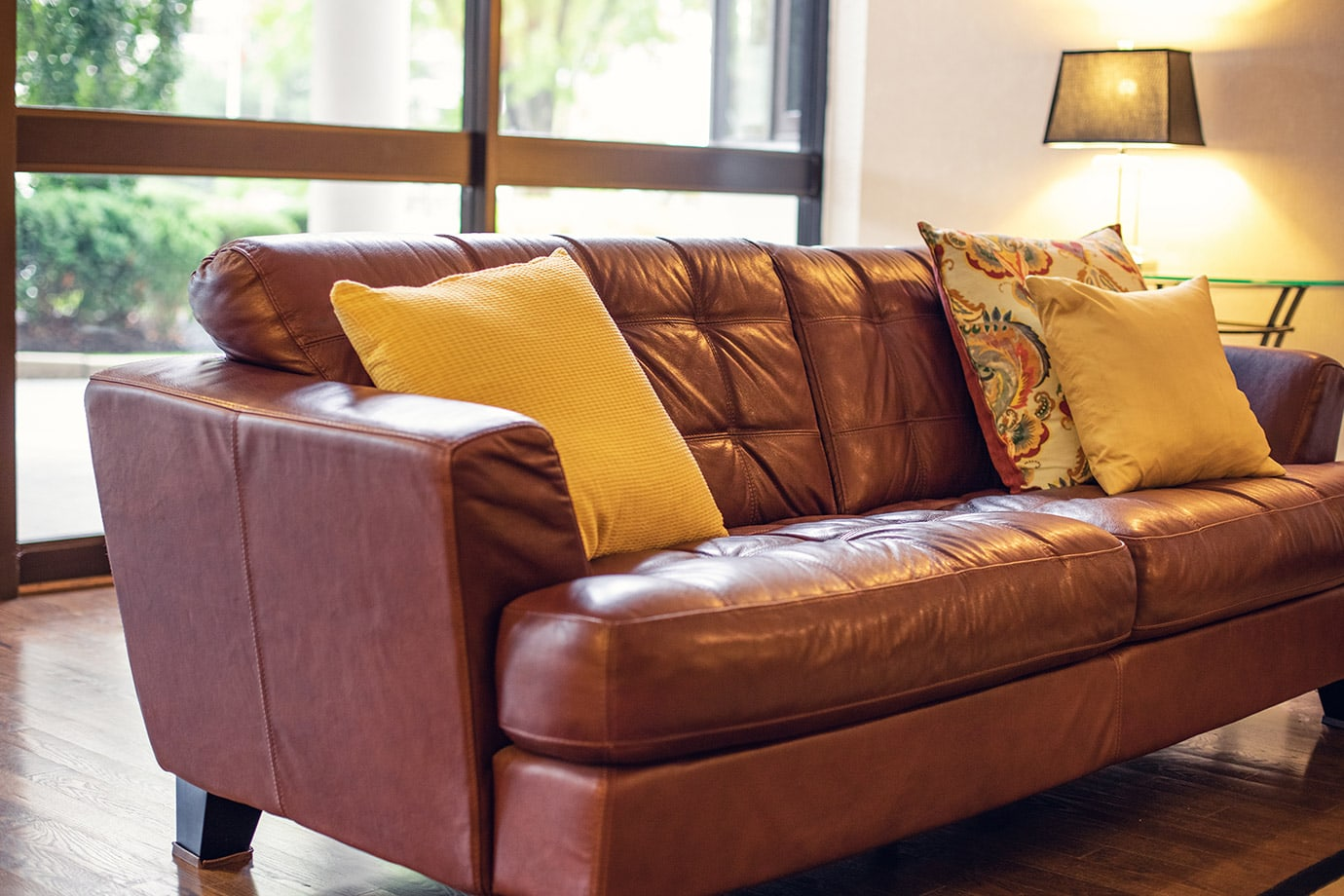 leather furniture cleaning in toronto