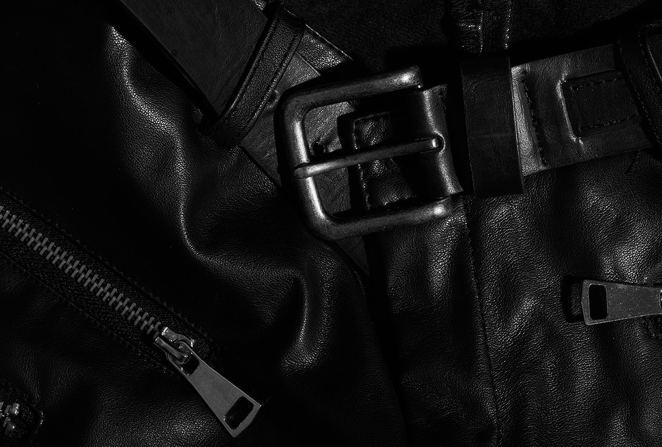 leather jacket buckle repair replacement toronto