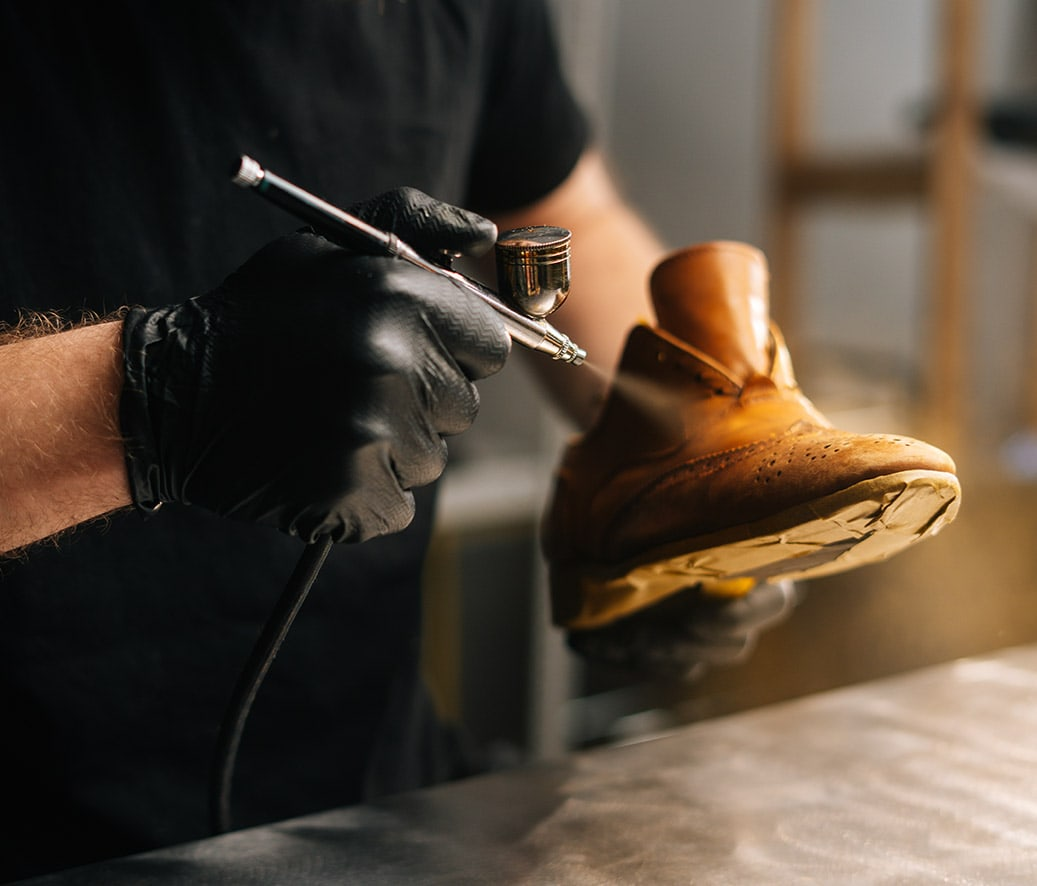 leather shoe cleaning toronto