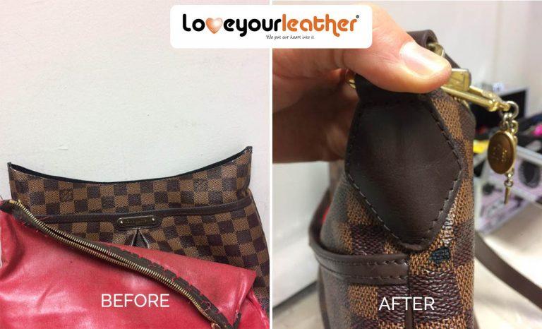 New louis vuitton handbag repair