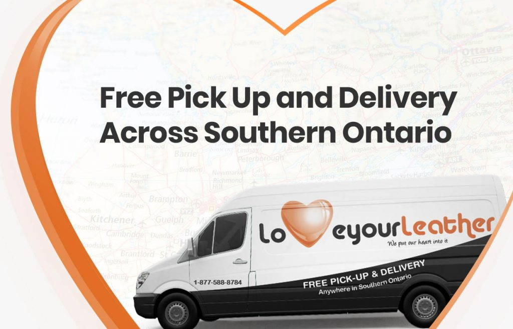 Free Pick Up And Delivery Across Ontario