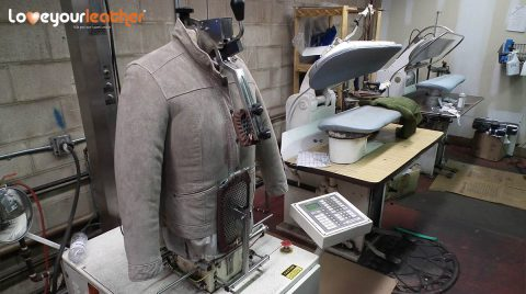 Leather restoration big