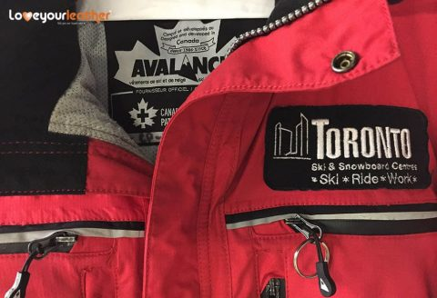Toronto ski snowboard jacket cleaning b