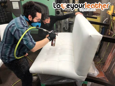Upholstery Re dyeing Toronto